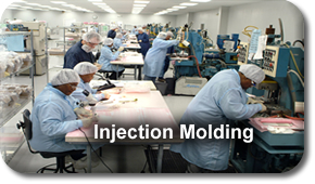 Needle Specialty Injection Molding